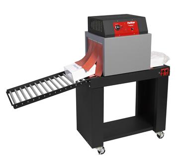 heat tunnel shrink wrap machine